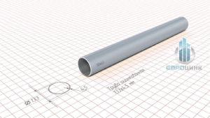 труба оцинкованная 125 мм